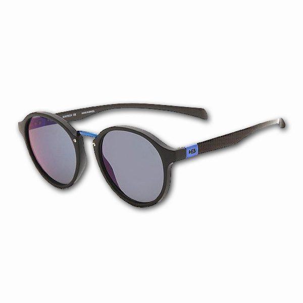1ceb33540f267 Óculos HB Brighton Matte Black D. Blue – All Time